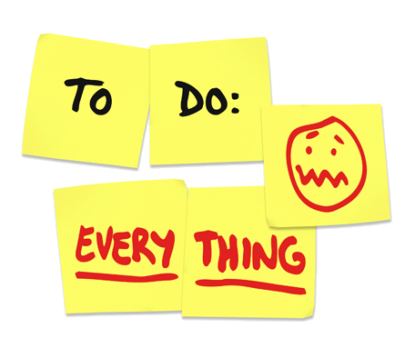 To Do: Everything
